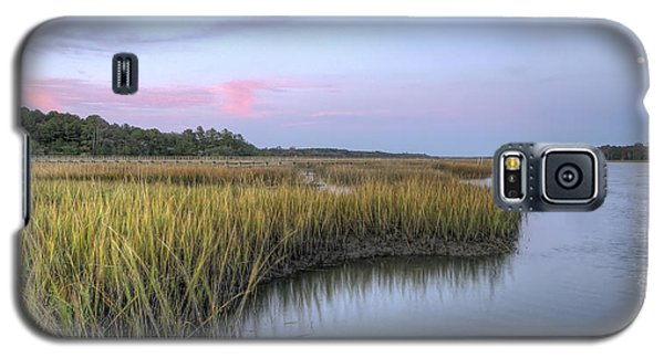 Lowcountry Marsh Grass On The Bohicket Galaxy S5 Case