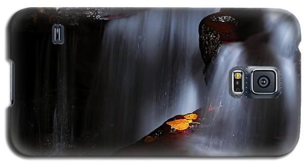 Lower Amicalola Falls Galaxy S5 Case by Elijah Knight