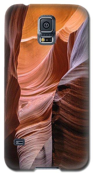 Lower Antelope Canyon Navajo Tribal Park #1 Galaxy S5 Case