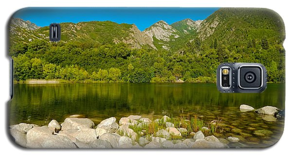 Lower Bells Canyon Reservoir Galaxy S5 Case