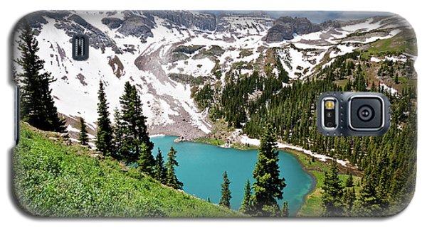 Lower Blue Lake Galaxy S5 Case