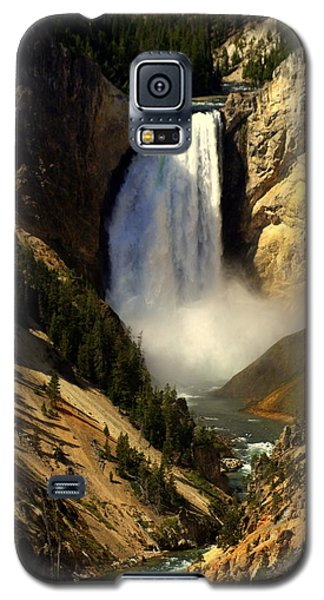 Lower Falls 2 Galaxy S5 Case