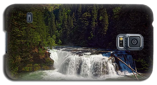 Lower Lewis Falls Galaxy S5 Case