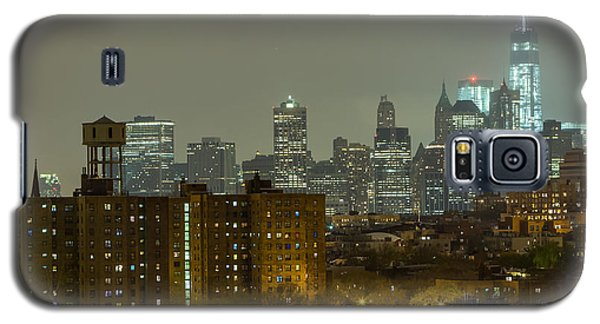 Lower Manhattan Cityscape Seen From Brooklyn Galaxy S5 Case