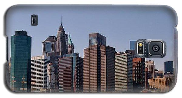 Lower Manhattan Nyc #2 Galaxy S5 Case