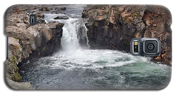 Lower Mccloud Falls Galaxy S5 Case