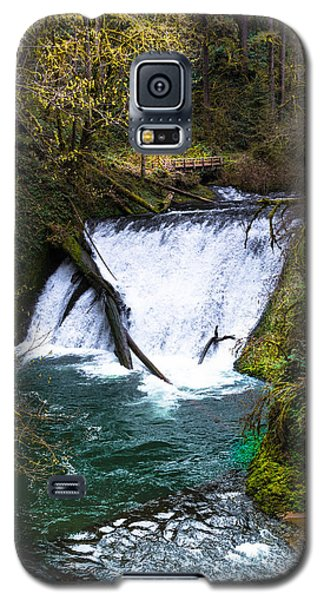 Lower North Falls Galaxy S5 Case