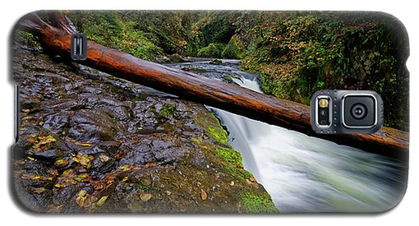 Lower Punch Bowl Falls Galaxy S5 Case