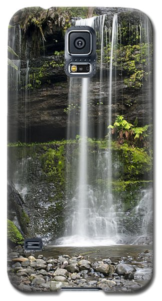 Lower Russell Falls Tasmania  Galaxy S5 Case