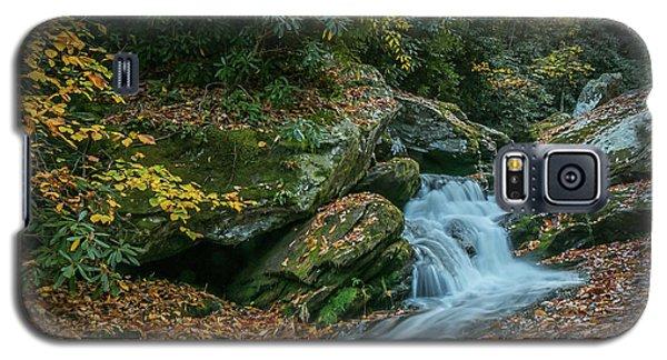 Lower Upper Creek Falls Galaxy S5 Case