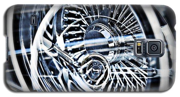 Lowrider Wheel Illusions 1 Galaxy S5 Case