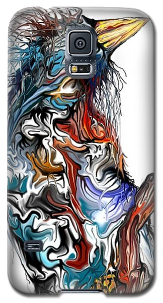 Lsd Bird Galaxy S5 Case