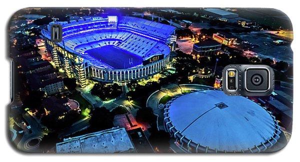 Lsu Tiger Stadium Supports Law Enforcement Galaxy S5 Case