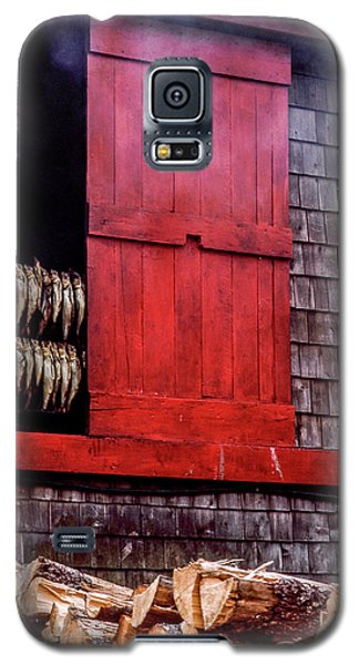 Lubec Smokehouse Galaxy S5 Case