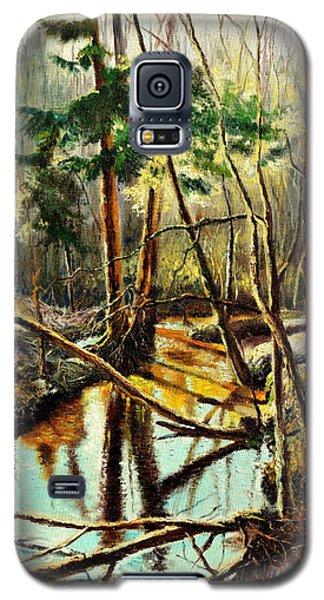 Lubianka-1- River Galaxy S5 Case