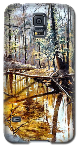 Lubianka-2-river Galaxy S5 Case
