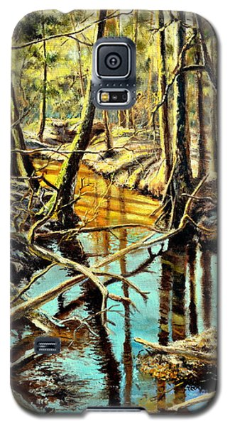 Lubianka-3-river Galaxy S5 Case