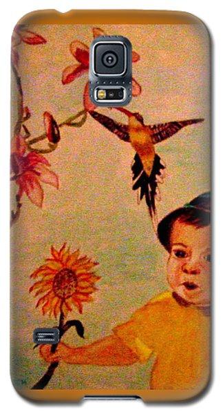 Lucas Le Petit Tournesol Galaxy S5 Case