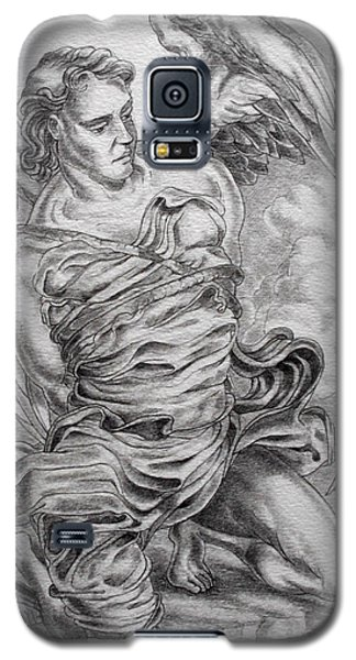 Lucifer Bound Galaxy S5 Case