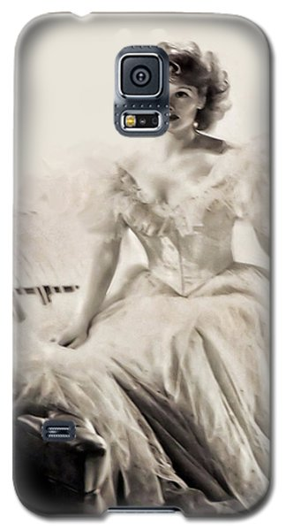 Lucille Ball Galaxy S5 Case
