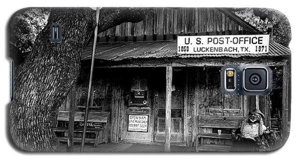 Luckenbach Texas Galaxy S5 Case