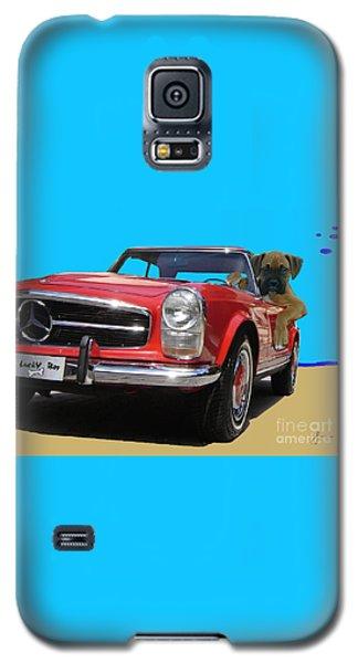Lucky Boy Galaxy S5 Case
