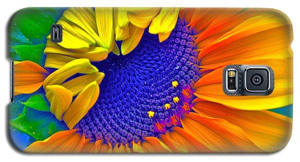 Lucky Galaxy S5 Case by Gwyn Newcombe