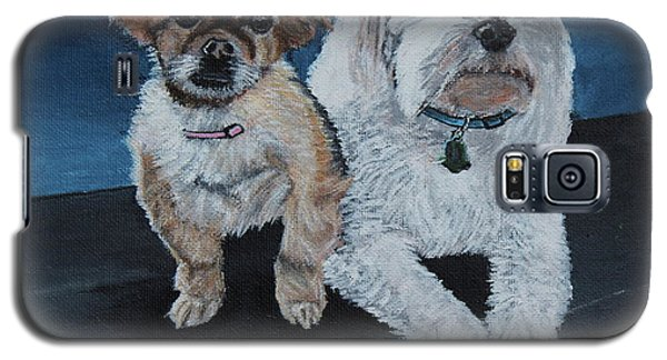 Lucy And Colby Galaxy S5 Case