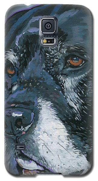 Lucy Galaxy S5 Case by Nadi Spencer