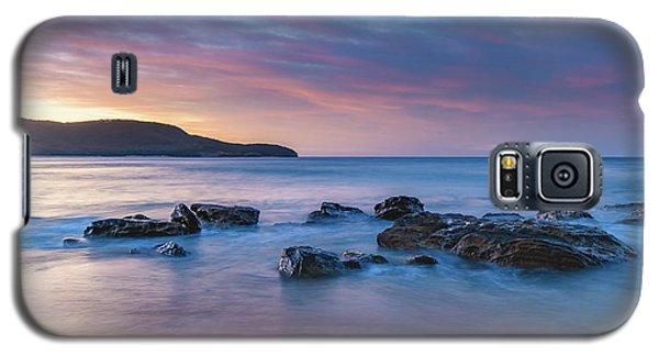 Luminescent Sunrise Seascape Galaxy S5 Case