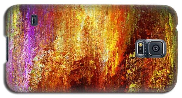 Luminous - Abstract Art Galaxy S5 Case