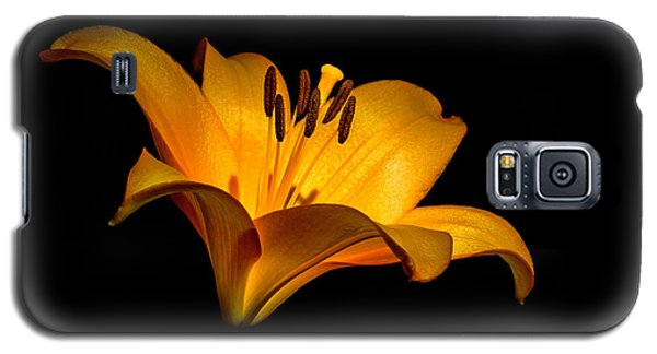 Luminous Lilly Galaxy S5 Case