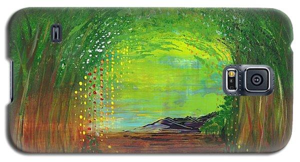 Luminous Path Galaxy S5 Case