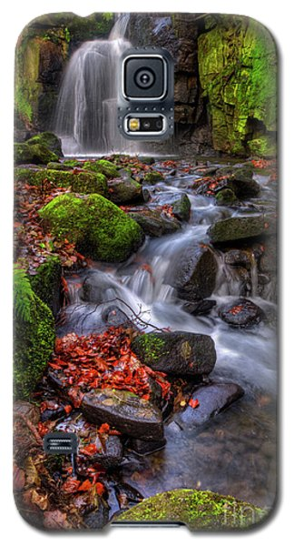 Galaxy S5 Case featuring the photograph Lumsdale Falls 4.0 by Yhun Suarez