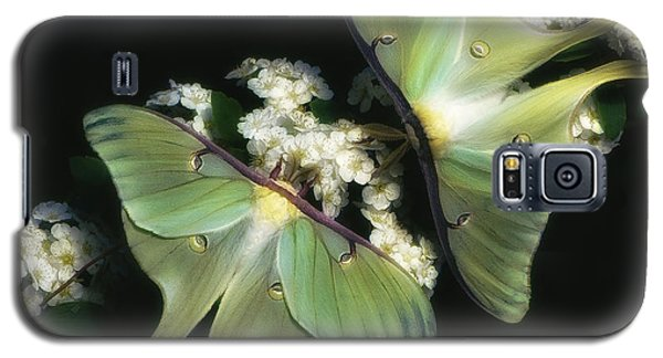 Luna Moths Galaxy S5 Case
