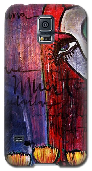Luna Our Love Muertos Galaxy S5 Case