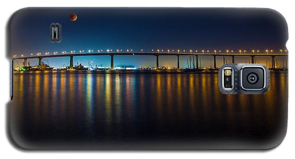 Galaxy S5 Case featuring the photograph Luna by Ryan Weddle