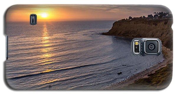 Lunada Bay Sunset Galaxy S5 Case