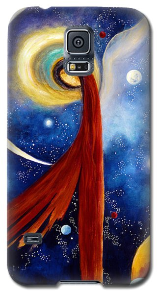 Lunar Angel Galaxy S5 Case