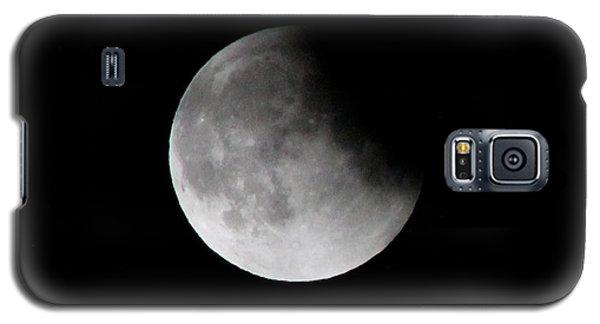Lunar Eclips Galaxy S5 Case by Cathie Douglas