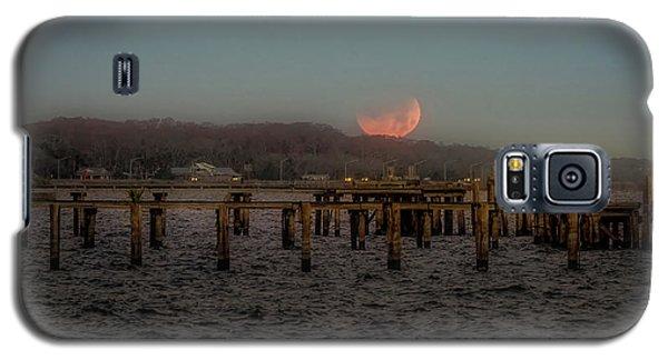 Lunar Eclispe  Galaxy S5 Case
