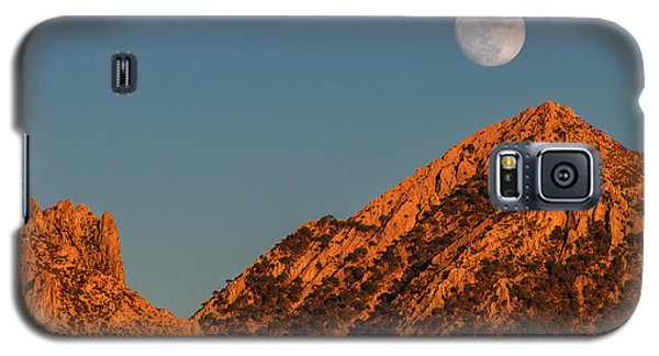 Lunar Sunset Galaxy S5 Case