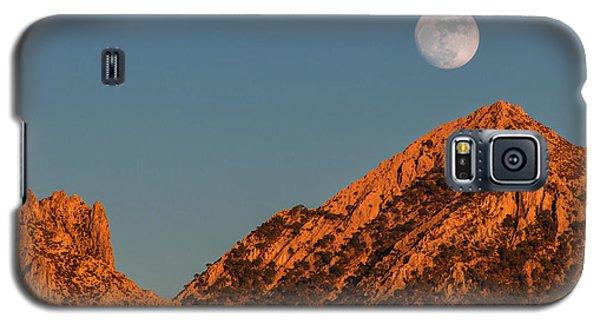 Lunar Sunset Galaxy S5 Case
