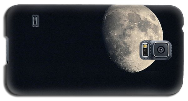 Galaxy S5 Case featuring the photograph Lunar Surface by Angela Rath