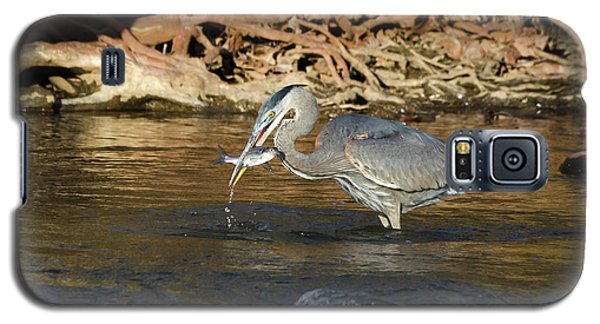 Lunch On The Neuse River Galaxy S5 Case