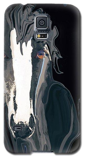 Lungta Windhorse No. 2-energy Galaxy S5 Case