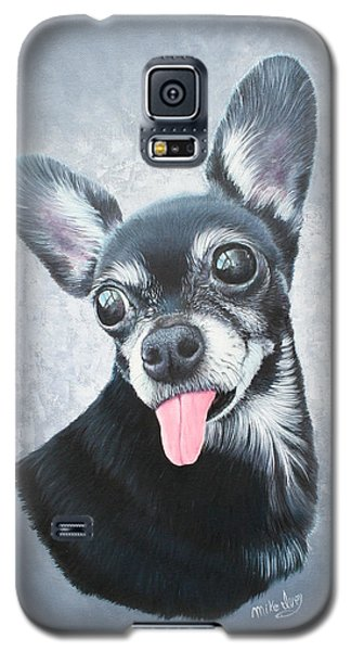 Lupe Galaxy S5 Case by Mike Ivey