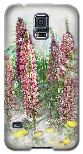 Lupine Galaxy S5 Case