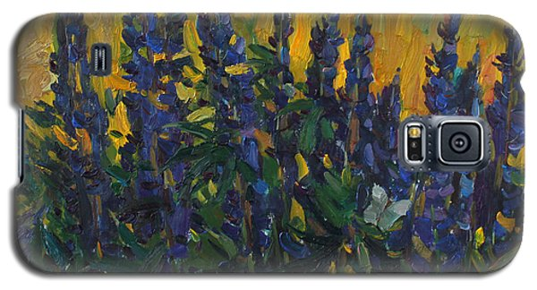 Lupins Galaxy S5 Case