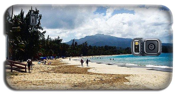 Luquillo Beach, Puerto Rico Galaxy S5 Case